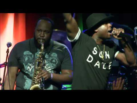 "The Soul Rebels ft Talib Kweli & Kirk Knight - ""Push Thru"""
