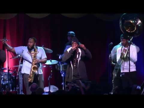 "The Soul Rebels ft Rakim & Talib Kweli - ""Paid In Full"""