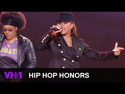 Queen Latifah, Da Brat, Rah Digga, Lady of Rage, & Yo-Yo Perform 'When You're Good to Mama' | VH1