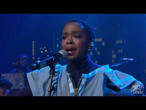 """Ms. Lauryn Hill on Austin City Limits """"Ready or Not"""""""