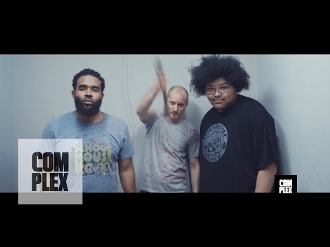 """A-F-R-O & Marco Polo """"Swarm"""" feat. Pharoahe Monch (Official Music Video) 