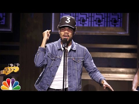 Chance the Rapper: Blessings (Live on The Tonight Show)