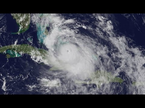 Amid Media Blackout over Climate Change Links to Hurricane Matthew, Top Scientist Speaks Out