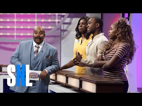 Family Feud: Extended Family feat. Tracy Morgan - SNL