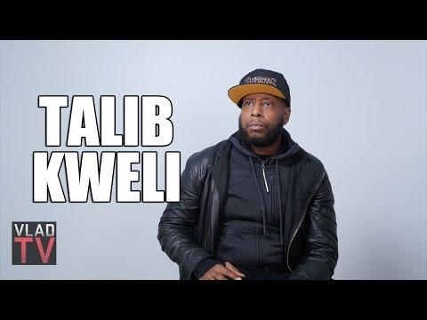Talib Kweli: Trump is a Violent Racist, Kanye Uplifting Him is Hurting Us