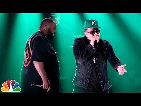 Video: Run the Jewels – Legend Has It (Live on Fallon)