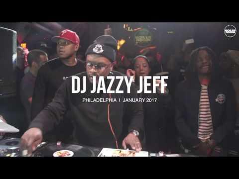DJ Jazzy Jeff Boiler Room x Budweiser Philadelphia DJ Set