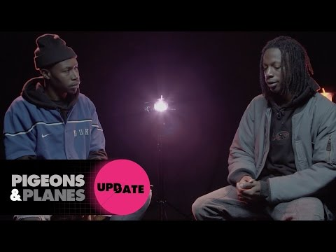 Joey Badass Talks Trump's America and Making Smart Music | Pigeons & Planes Update