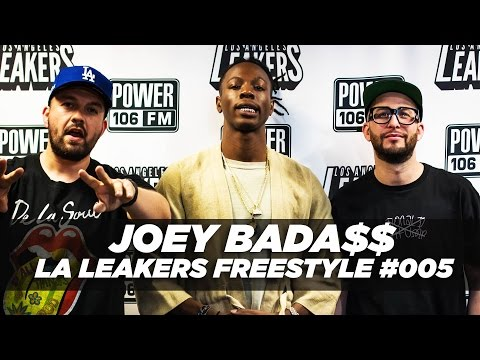 Joey Bada$$ Freestyle With The LA Leakers | #Freestyle005