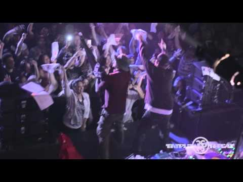 TRIPLE THREAT DJs 2014 Red Bull SF Culture Clash -Round 1 (Introductions)
