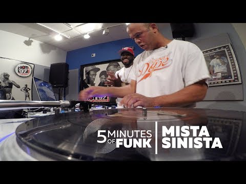 Mista Sinista Reminds Why Hip-Hop Was Built By DJs. He Puts On An Amazing Display (Video)