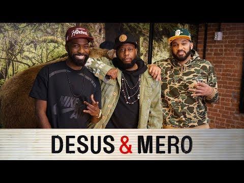 Rapper and Activist Talib Kweli on Desus & Mero (Extended Cut)