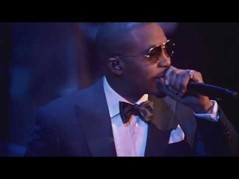 Watch Nas Perform 'Illmatic' With National Symphony Orchestra On 'Live From The Kennedy Center'