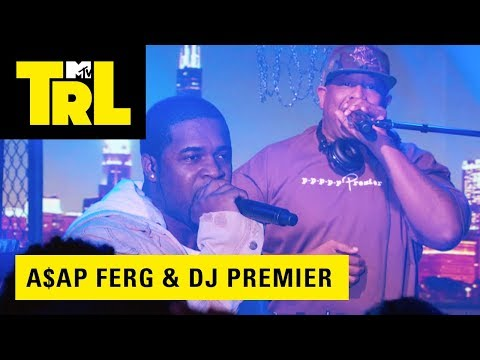 A$AP Ferg & DJ Premier Perform 'Our Streets' | TRL Weekdays at 4pm