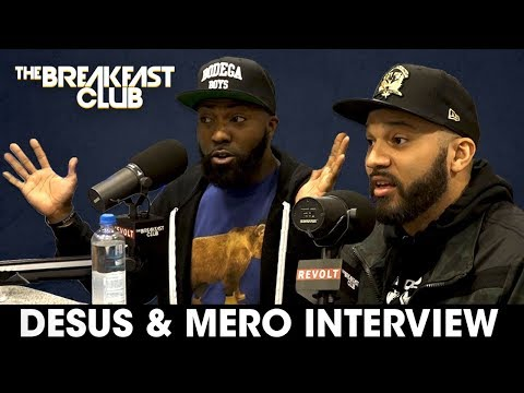 DJ Envy Blasts Desus & Mero Then Walks Out Of His Own Interview
