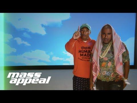 N.O.R.E. - Uno Más feat. Pharrell Williams (Official Video)