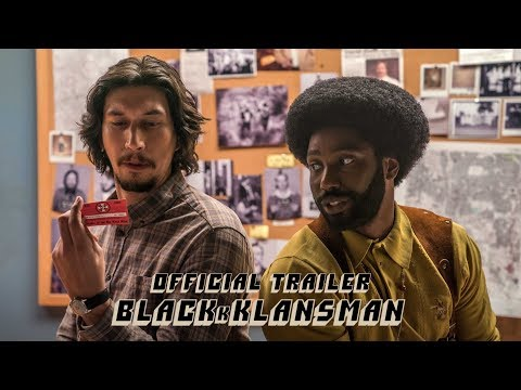 Spike Lee & Jordan Peele Release The First Look At Their BlacKkKlansman Film (Video)