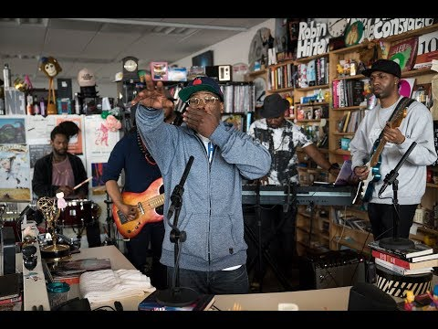 O.C.: NPR Music Tiny Desk Concert (Video)