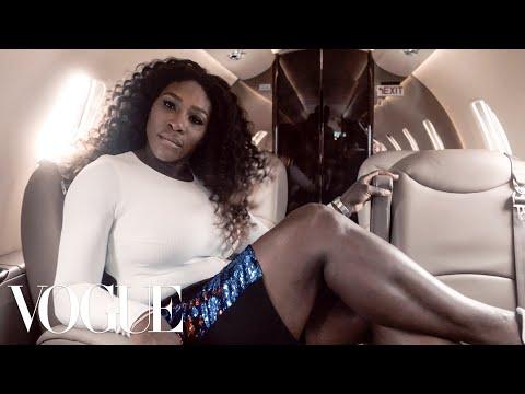 Serena Williams Takes On N.E.R.D's 'Lemon' In Her Own Mini Music Video