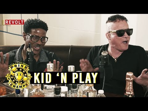 Kid 'N Play | Drink Champs (Full Episode)