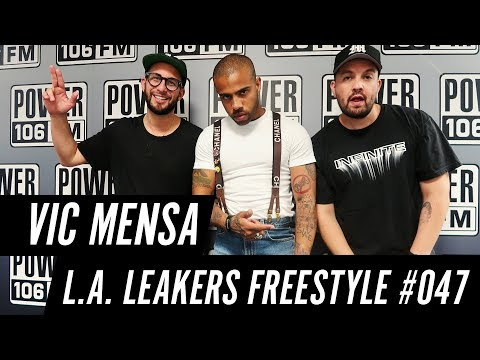Vic Mensa Freestyle w/ The L.A. Leakers - Freestyle #047