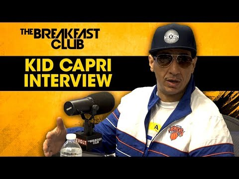 Kid Capri Explains Why He Has Beef With Funkmaster Flex (Video)