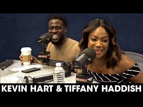 Kevin Hart Obliterates Katt Williams In Defense Of Tiffany Haddish (Video)