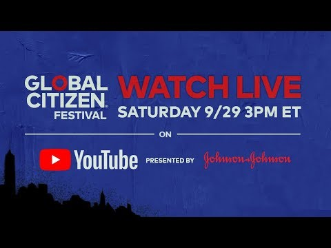 Watch Global Citizen Festival featuring The Weeknd, Cardi B, Janelle Monáe, Shawn Mendes, and the iconic Janet Jackson