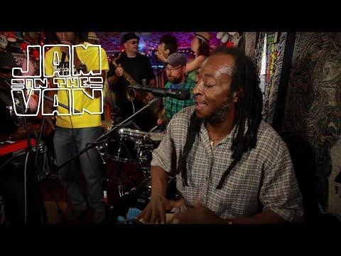 "AFROLICIOUS - ""Crazy"" (Live in Napa Valley, CA 2015) #JAMINTHEVAN"