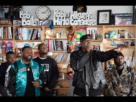 Wu-Tang Clan: NPR Music Tiny Desk Concert