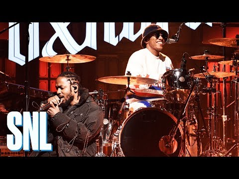 Anderson .Paak: Tints (Live) - SNL