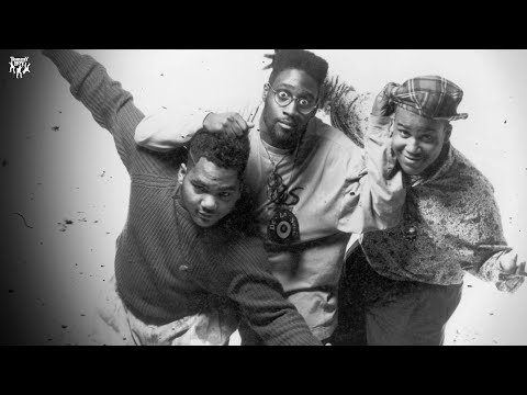Tommy Boy Records: De La Soul (Video Mix)