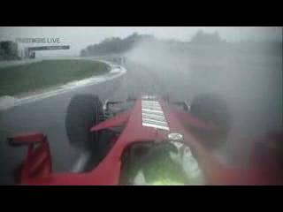 Massa-Kubica in the Rain