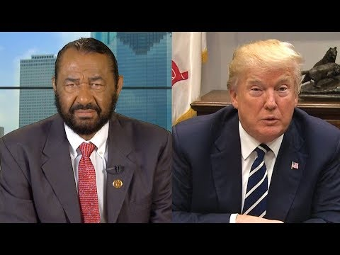 The Case Against Donald Trump: Rep. Al Green Says President Must Resign or Face Impeachment