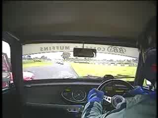 Mini Cooper S Class win at Mondello March 2008