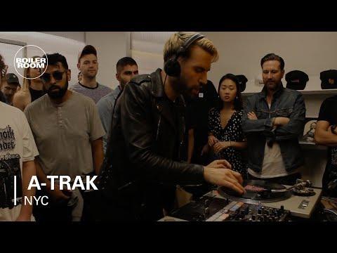 A-Trak Backpack Hip Hop Mixtape | Boiler Room NYC
