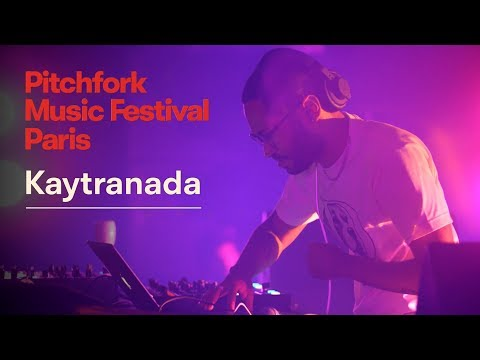 Watch Kaytranada Spin New and Unreleased Mixes at Pitchfork Music Festival