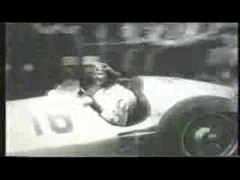 The History Of Motor Racing Part 10 - German Grand Prix.