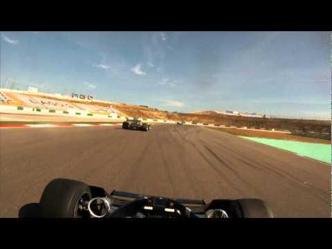"GT RACER ""Algarve Special"" Trailer"