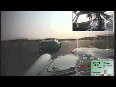1961 Aston Martin DB4 Lightweight - AMOC Silverstone Intermarque. Apr 2011. No 2
