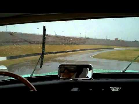 2011 Sonoma Motorsports Festival  Group 1A  55-62 GT Cars Saturday Qualifying in Heavy Rain