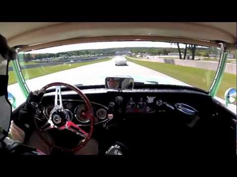2012 Elkhart Lake Vintage Festival -  Austin Healey Racing