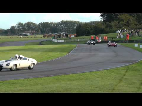 Goodwood Revival Meeting 2011 Sussex Trophy full HD!