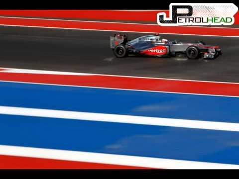 F1 2012 USA GP Highlights - Technical Analysis (Austin, Texas) HD