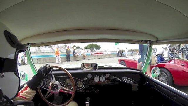 Rolex Monterey Historic Reunion 2013 - Group 3A Production GT Class 1955-1962