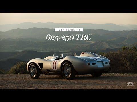The 625/250 TRC is the Winningest Ferrari Ever