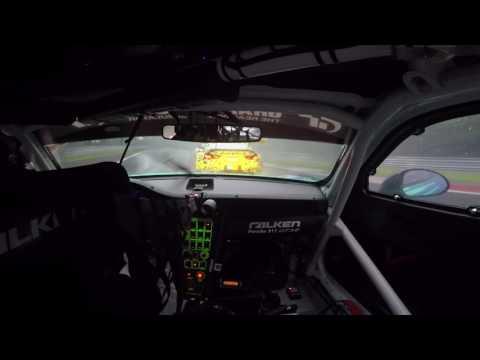 Nürburgring 24h Hour Race, 2016, Onboard - Porsche, Falken Motorsports