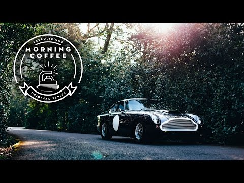 The Aston Martin DB4 GT Lightweight Is Much Stronger Than English Breakfast Tea
