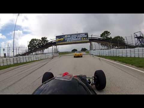 Lotus 61 sebring race 2  7 22 2017