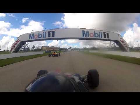 Lotus 61 Sebring Qual 10/14/2017